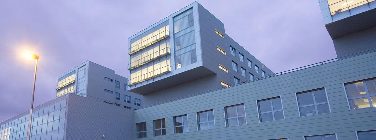 Sanytel: Centros Sanitarios